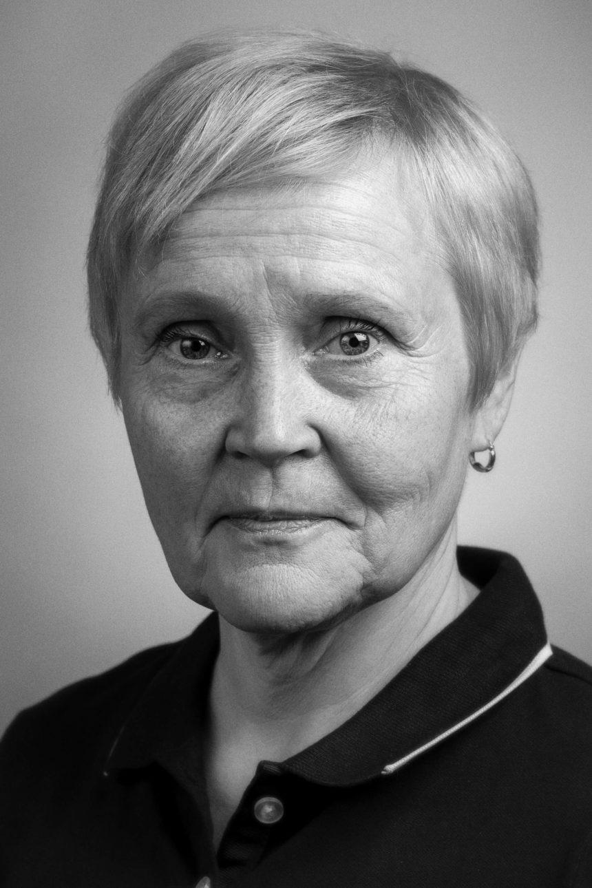 Tiina Harppu Idrottskliniken Rehab Solna