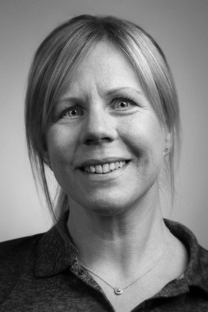 Linda Ekenros Idrottskliniken Rehab Solna